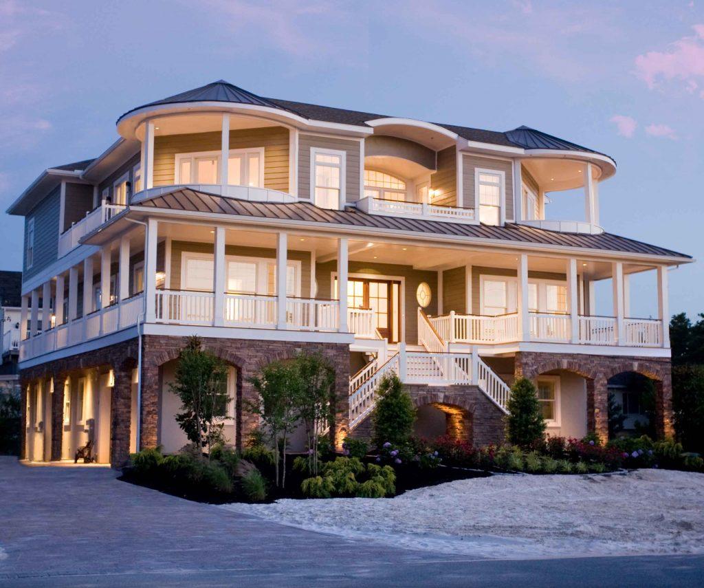Insulated Concrete Forms Beach Home
